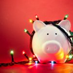 Christmas Piggy Bank