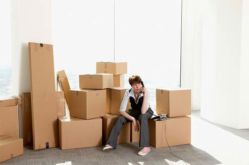 Moving Into Your First Office